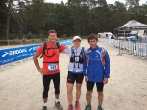 l'équipe du 25km