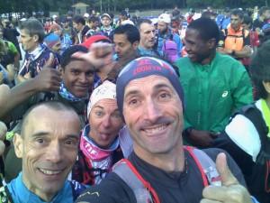L'équipe du 60 km